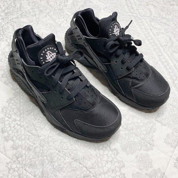 Air Huarache Black Sneakers Womens Size